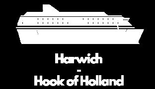 Hook of Holland - Harwich